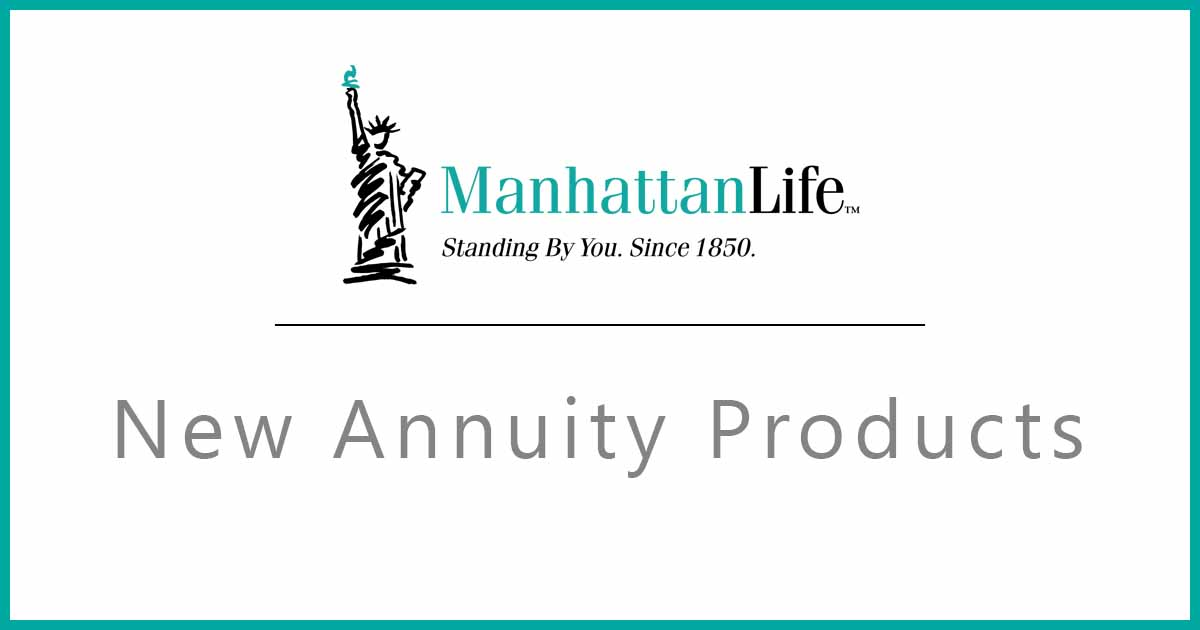 new annuity insurance products
