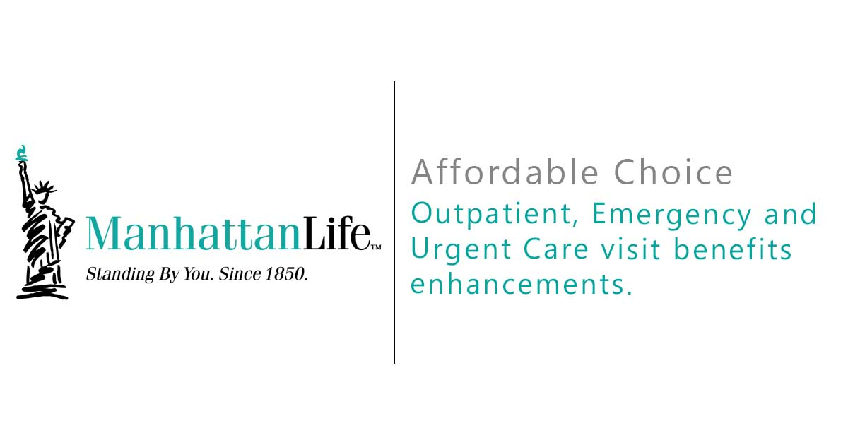 manhattanlife affordablechoice outpatient benefit