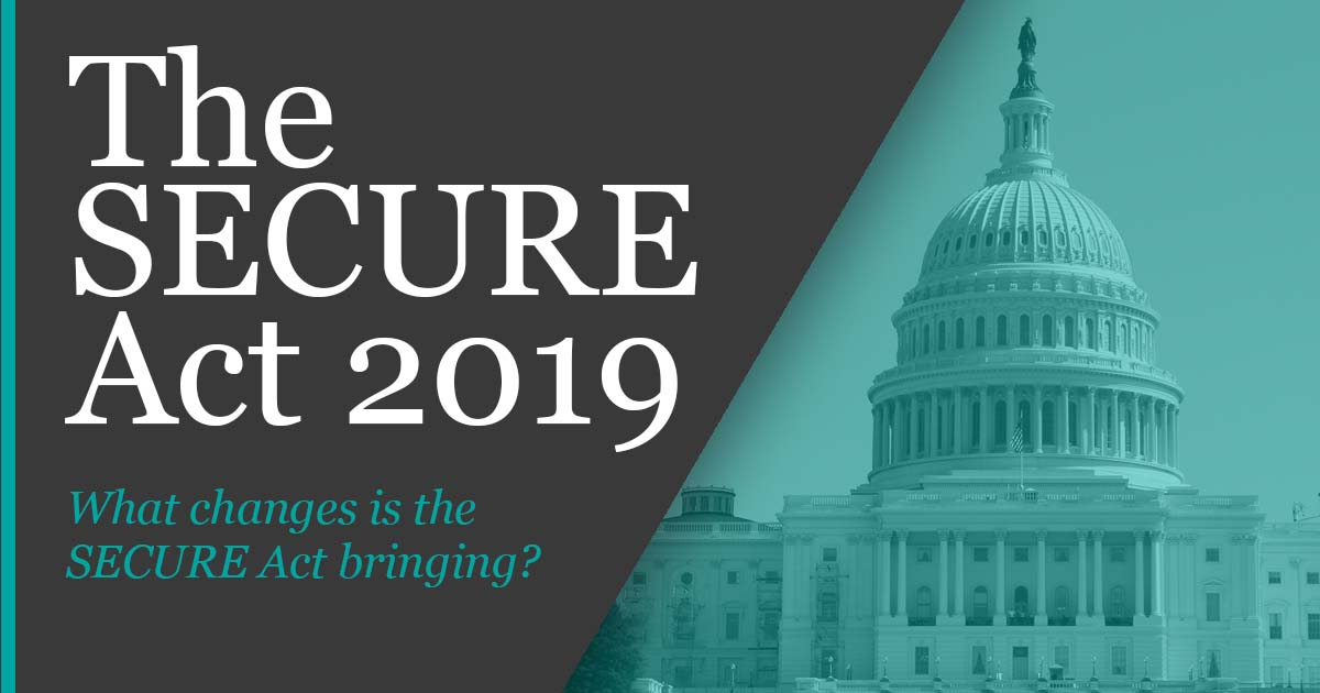 Secure Act 2019 capitol hill