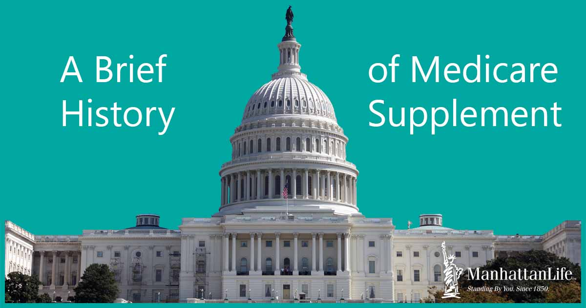 capitol hill medicare supplement history