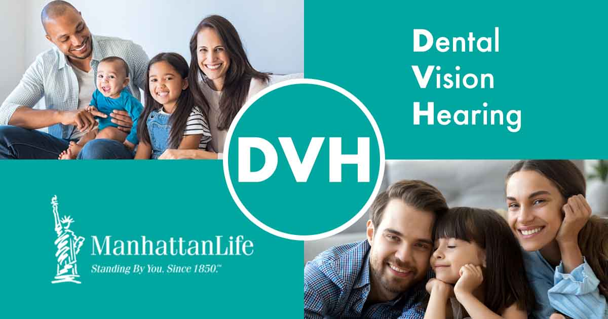 dvh dental vision hearing insurance happy families