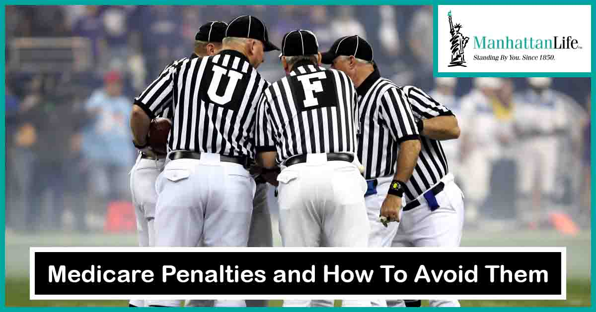 football referees deciding on penalty