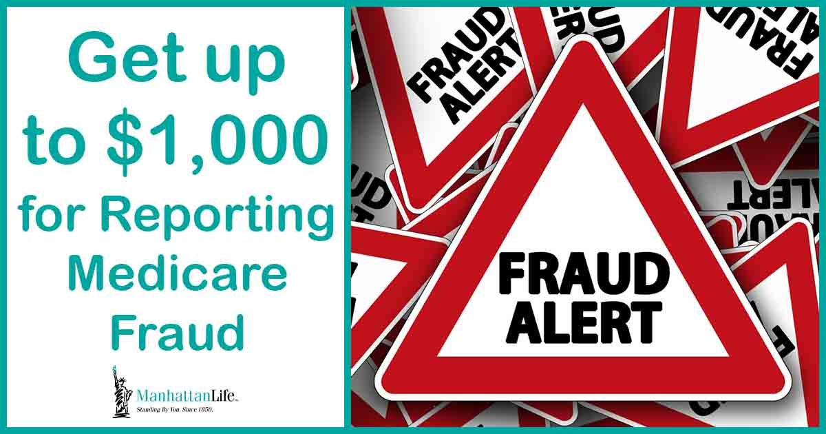 medicare fraud signs