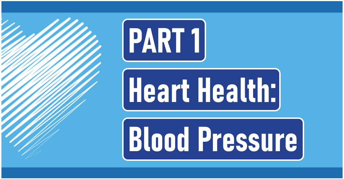 heart health and blood pressure
