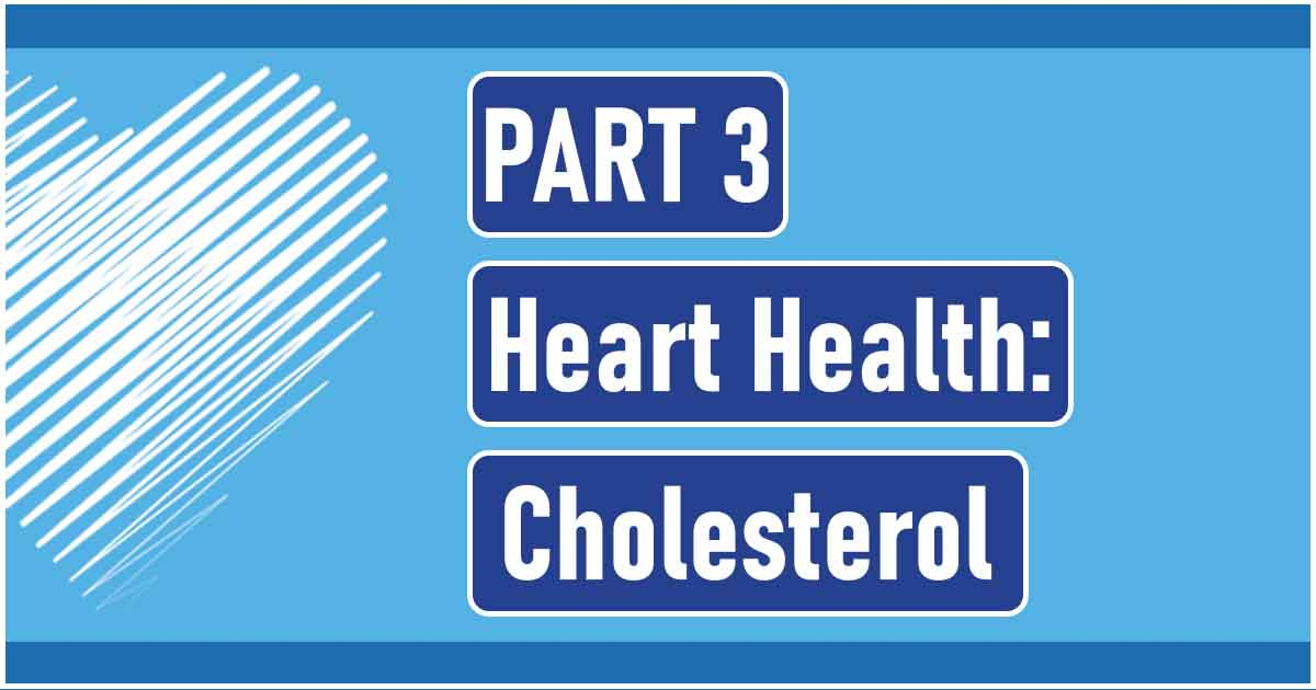 heart health and cholesterol