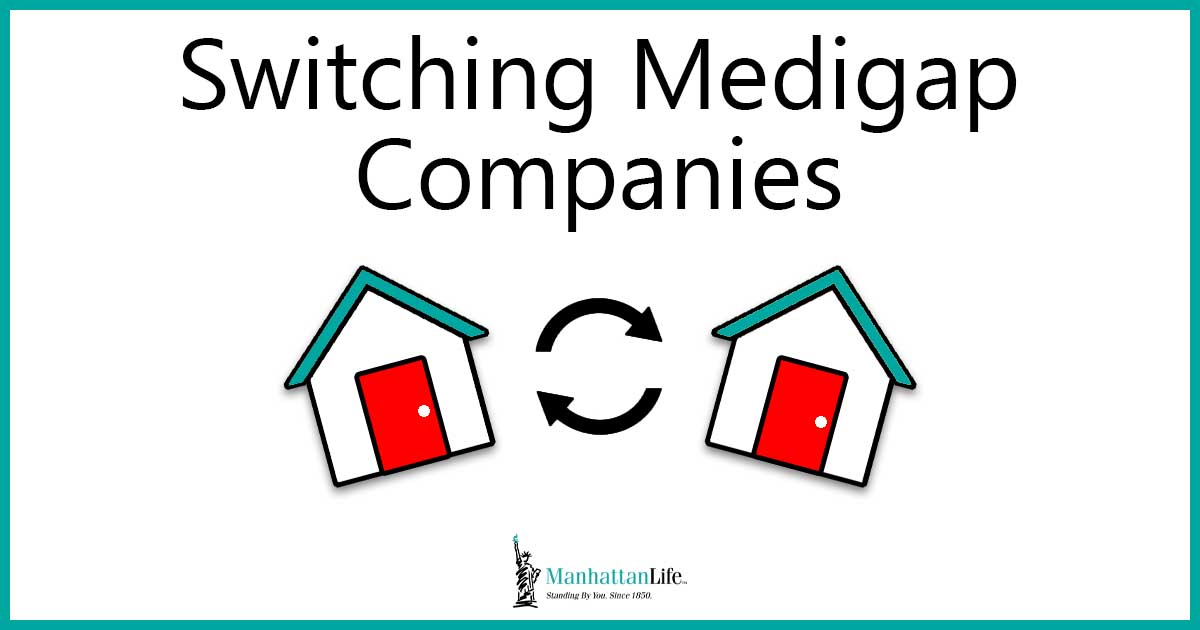switching medigap companies