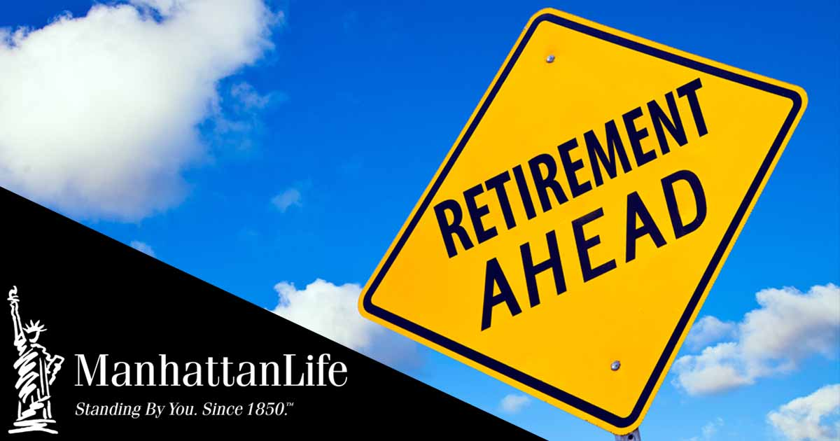 the case for unretirement yellow sign
