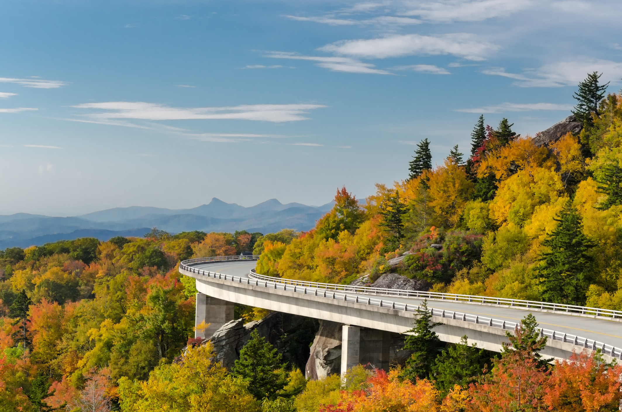 Top 5 Fall Destinations in the U.S.